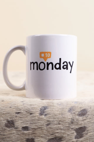 Monday Mug | The Scribble Studio - The Loft Boutique - Gifts