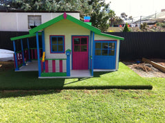 Grand Malibu Large CUBBY HOUSE - SOLD OUT !!