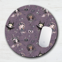 Halloween Cuties Mouse Pad & Coaster