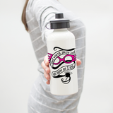 Don't Worry You're Just As Sane As I Am Luna Lovegood Water Bottle
