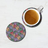 Yarn Balls Mouse Pad & Coaster