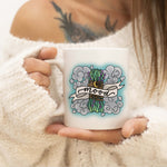 Sage Smoke Mood Ceramic Mug