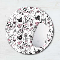 Spell On You Mouse Pad & Coaster