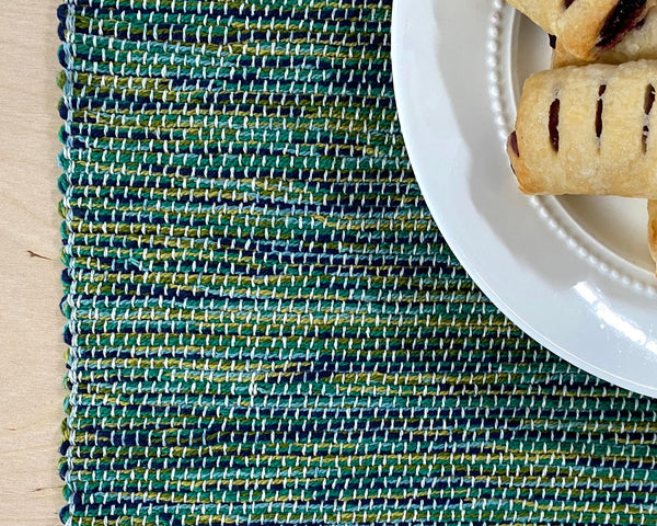 Green & Blue Placemats