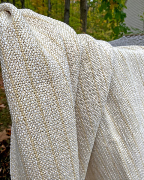 Wheat Throw Blanket