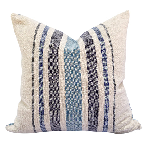 Blues Stripe Pillow