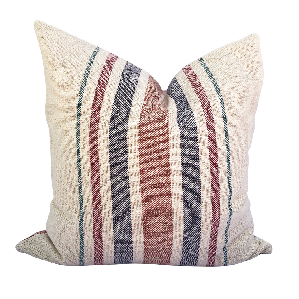 Colonial Stripe Pillow