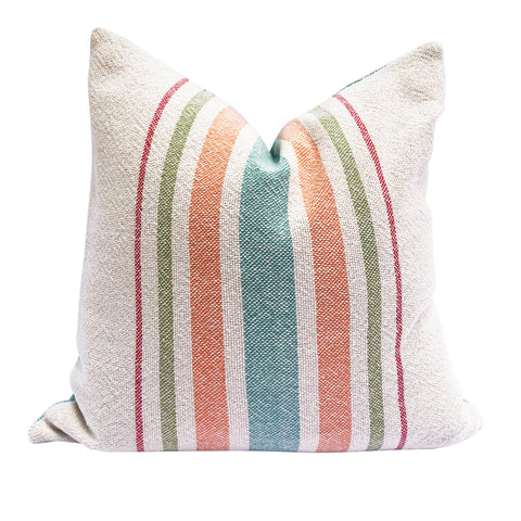 Brights Stripe Pillow