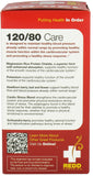 120/80 Care - Maintains Healthy Blood Pressure by Redd Remedies