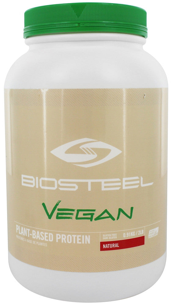 Vegan Plant Based Protein - Fuels Muscles & Promotes Lean Muscle Growth by BioSteel