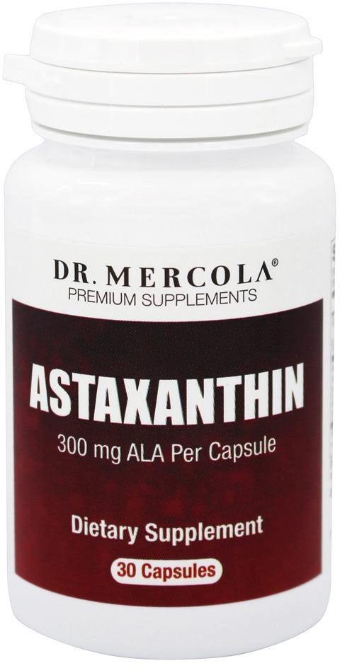 Astaxanthin - Supports Joint & Skeletal System Health by Dr. Mercola