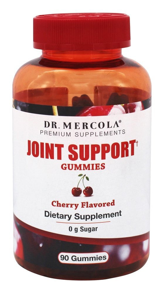 Joint Support Gummies - Promotes Flexibility, Strength, Stamina, Mobility & Cushioning by Dr. Mercola