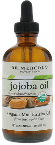 Jojoba Oil - Organic Moisturizing Oil for Hair & Skin by Dr. Mercola
