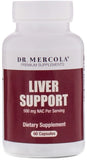 Liver Support - Minimize the Negative Effects of Environmental Pollutants by Dr. Mercola