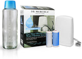 Countertop Filter with Cartridge - Purest, Cleanest Water at the Touch of a Button by Dr. Mercola