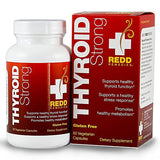 Thyroid Strong - Supporting the Brain's Regulation of the Thyroid by Redd Remedies
