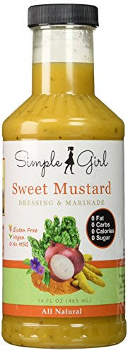 Sweet Mustard - A Sweet Tangy Dressing For Use on Most Diet Plans by Simple Girl