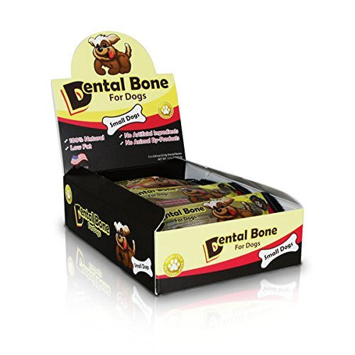 Dental Bones for Dogs - Natural Alternative to Other Popular Dog Dental Chews by Dr. Mercola