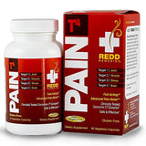 Pain T4 - Targets Pain In The Muscles & Joints by Redd Remedies