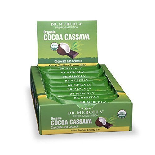 Cocoa Cassava - Feel Energized & Satisfied For Hours by Dr. Mercola