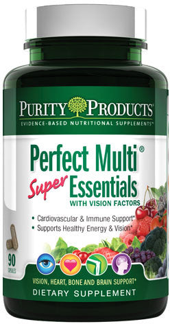 Perfect Multi Super Essentials - Supports Heart, Immune, Brain & Skin Health by Purity Products