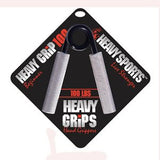 Hand Grippers - Develop A Stronger Grip By Using Increased Resistance by Heavy Grips