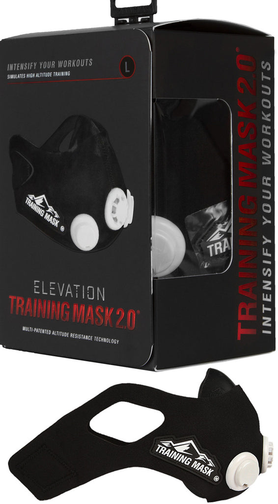Training Mask 2.0 - Innovative Training Devices That Change The Face of Fitness by Elevation Training Mask