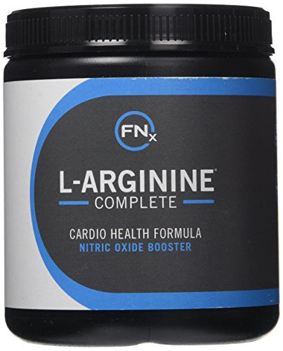L-Arginine Complete 5000mg of L-Arginine & 1000mg of L-Citrulline, The Nitric Oxide Cardio Health Supplement for Men and Women