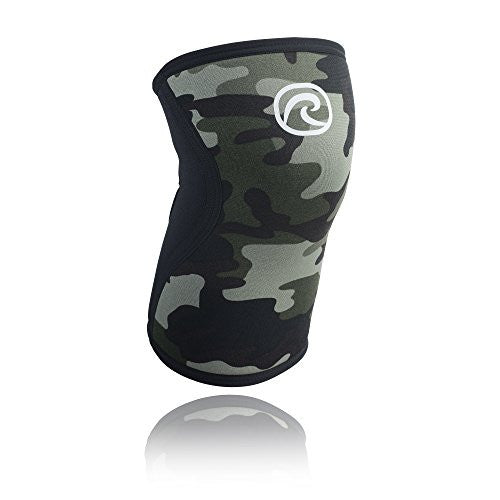 Rehband 7751 Rx Knee Support - Small Camo