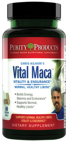 Vital Maca - Supports Normal Healthy Libido & Sexual Desire by Purity Products