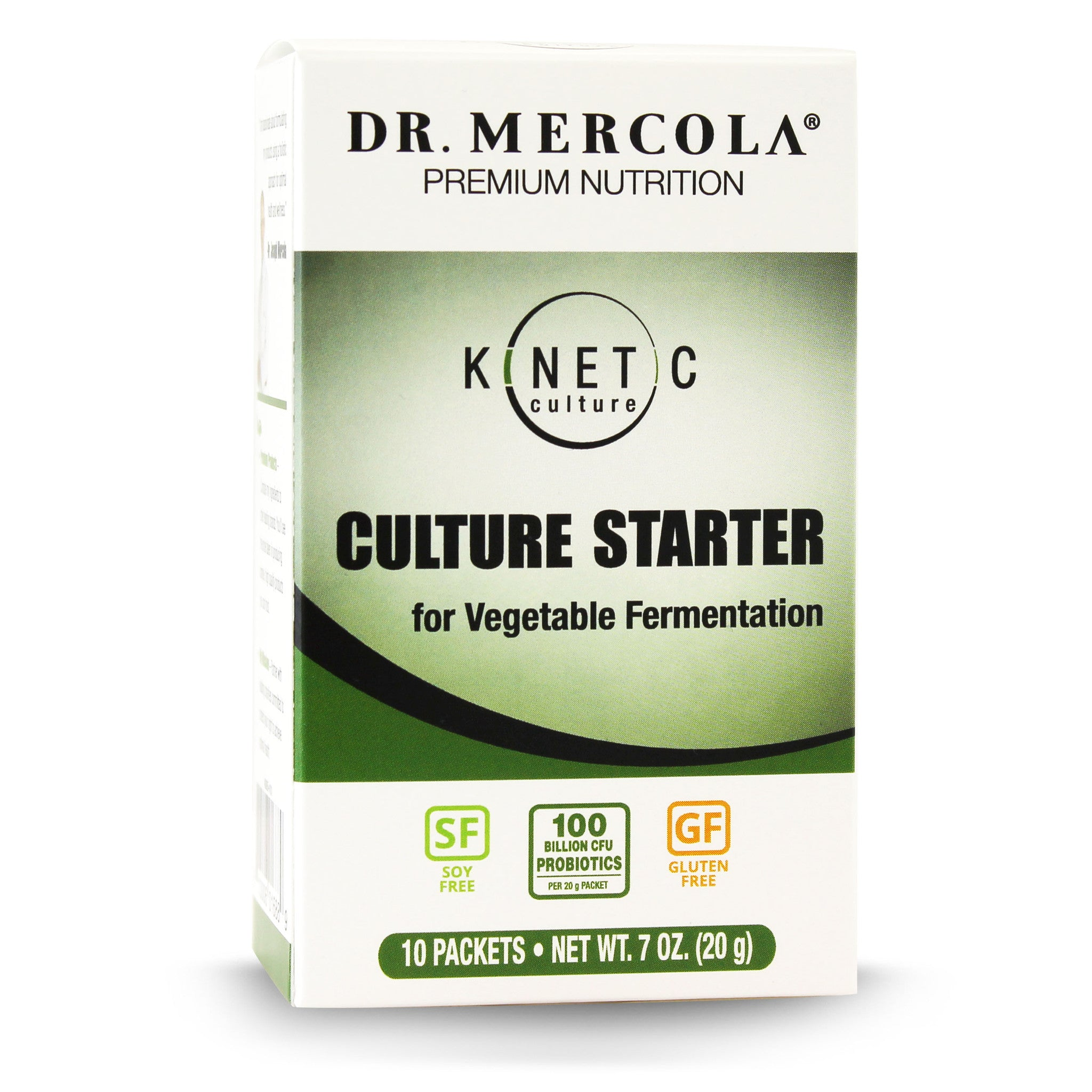Kinetic Culture   Culture Starter For Vegetable Fermentation By Dr. Mercola