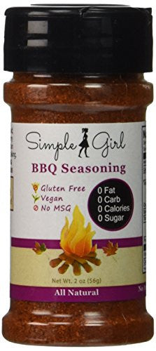 BBQ Seasoning - Perfect To Enhance The Flavor While Dieting By Simple Girl