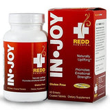 In•Joy - Promotes Healthy Levels Of Neurotransmitters by Redd Remedies