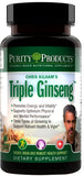 Triple Ginseng - Supports Optimum Physical & Mental Performance by Purity Products