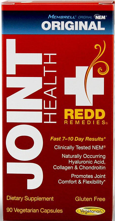 Joint Health Original - Help Support Joints & Flexibility Fast by Redd Remedies