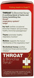 Throat & Bronchial Syrup - Reduces The Chance Of Sore Throat by Redd Remedies