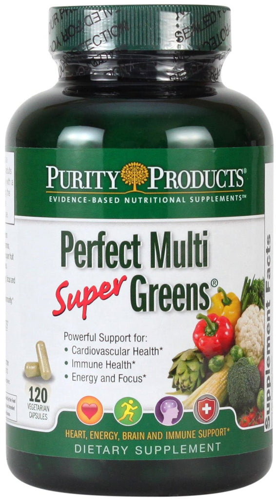 Perfect Multi Super Greens - Supports Heart Health & Energy Levels by Purity Products