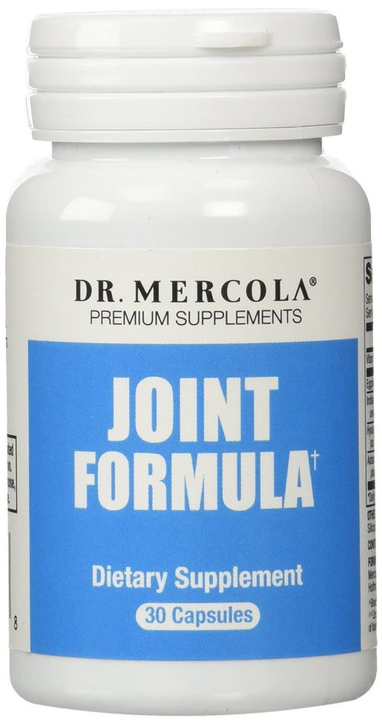 Joint Formula - Help Promote Flexible & Healthy Joints by Dr. Mercola