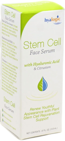 Stem Cell Face Serum - Revive Your Complexion, Renew Youthful Apprearance by Hyalogic