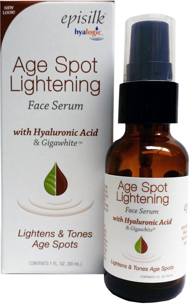 Episilk™ Age Spot Lightening Serum - Contains Hyaluronic Acid & Gigawhite by Hyalogic