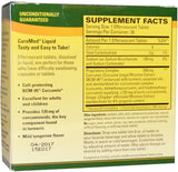 CuraMed Effervescent Tablets 350mg - Healthy Inflammation Response by Terry Naturally