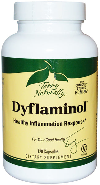 Dyflaminol - Healthy Inflammation Response by Terry Naturally
