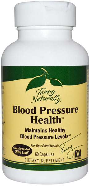 Blood Pressure Health - Healthy Blood Pressure Levels by Terry Naturally