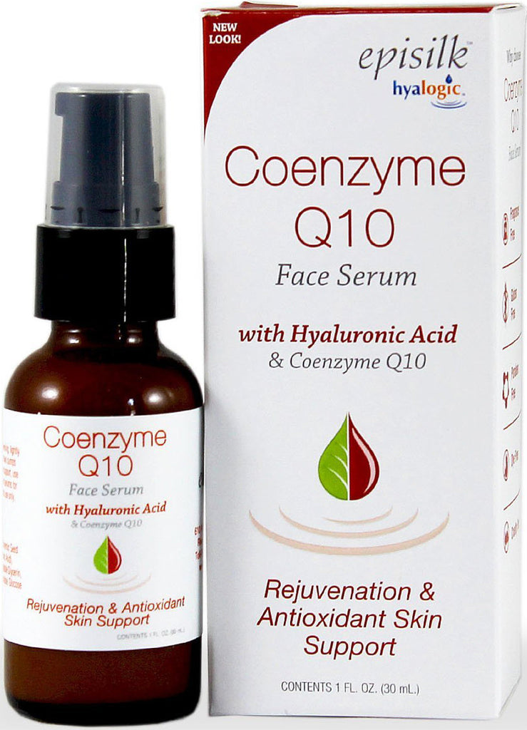 Episilk™ Coenzyme Q10 Serum - Enhance Skin's Ability to Energize & Renew Itself by Hyalogic