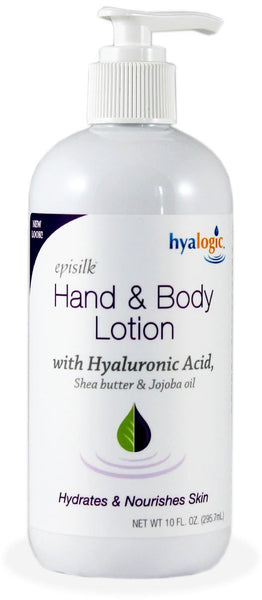 Episilk™ Hand & Body Lotion - Moisturizes Dry Skin & Leaves it Feeling Soft & Smooth by Hyalogic