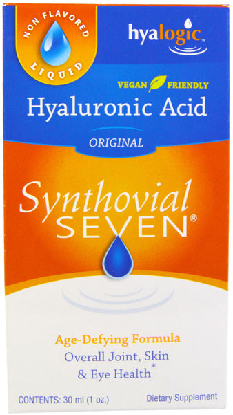 Synthovial Seven - Supplements The Natural HA in Your Body by Hyalogic