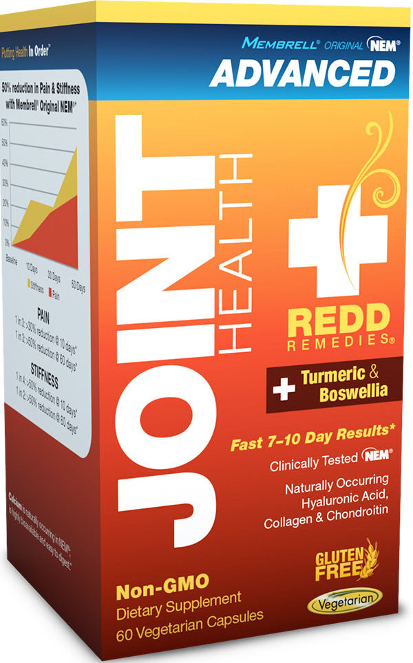 Joint Health Advanced - Supports Healthy Inflammatory Response by Redd Remedies