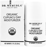 Organic Cupuacu Day Moisturizer - Energized & Promote A Grand Start To New Day by Dr. Mercola