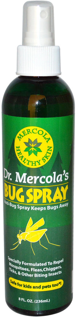 Bug Spray - Arm Yourself With Protection All Summer Long by Dr. Mercola