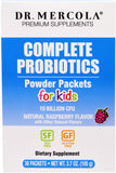 Complete Probiotics Powder Packets for Kids - Support Growing Bodies & Minds by Dr. Mercola